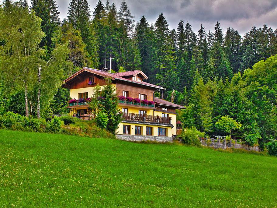 Haus Kienreich / Squirtlube rider house, city – Logis-Partner Stoneman Taurista MTB