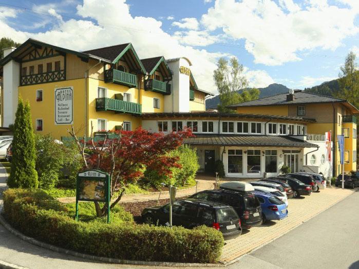 Aktiv & Family Hotel Alpina, city – Logis-Partner Stoneman Taurista MTB