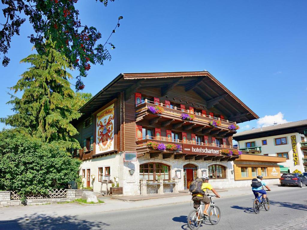 Hotel Schartner, city – Logis-Partner Stoneman Taurista MTB