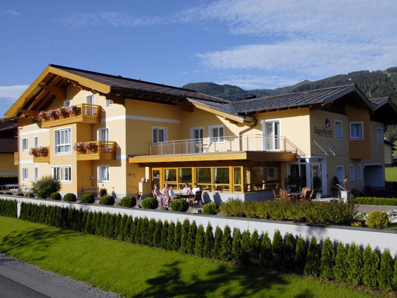 Aparthotel – Garni Jägerheim, city – Logis-Partner Stoneman Taurista MTB