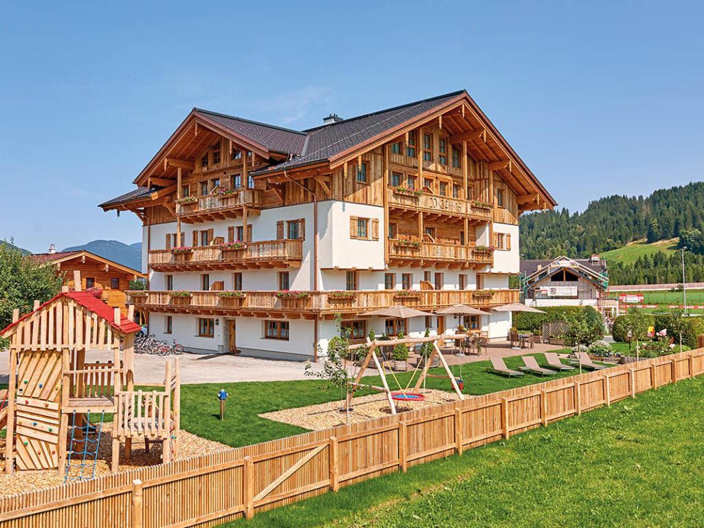 Aparthotel Der Rainerhof, city – Logis-Partner Stoneman Taurista MTB