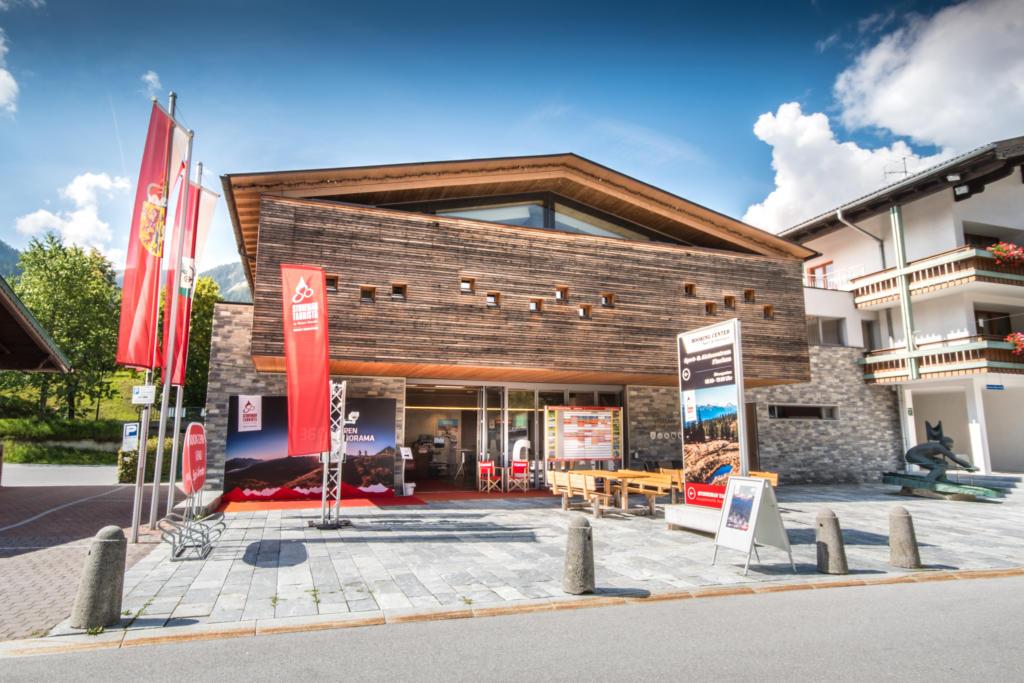 Flachau Tourismus – Sport- & Aktivzentrum, city – Logis-Partner Stoneman Taurista MTB