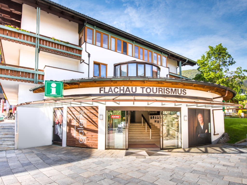 Flachau Tourismus, city – Logis-Partner Stoneman Glaciara Mountainbike