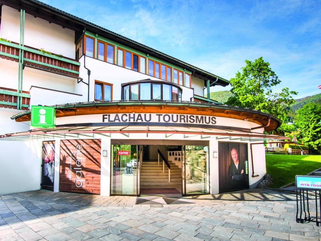 Flachau Tourismus, city – Logis-Partner Stoneman Taurista MTB