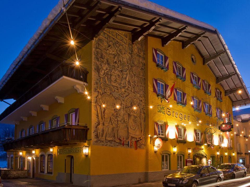Hotel Gasthof Stegerbräu, city – Logis-Partner Stoneman Taurista MTB