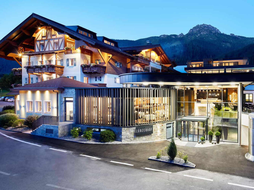 Alpin Life Resort Lürzerhof, city – Logis-Partner Stoneman Taurista MTB