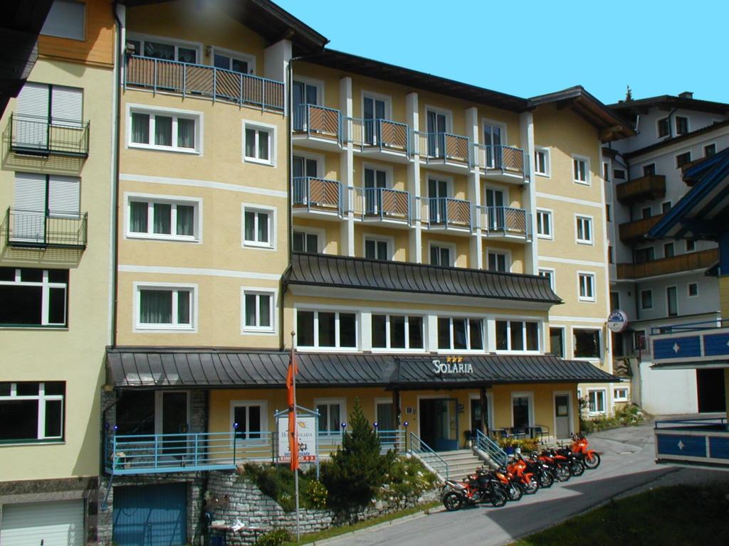 Hotel Solaria, city – Logis-Partner Stoneman Taurista MTB