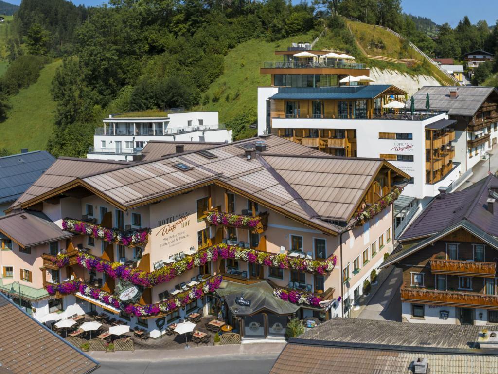 Hotel Wagrainerhof, city – Logis-Partner Stoneman Taurista MTB