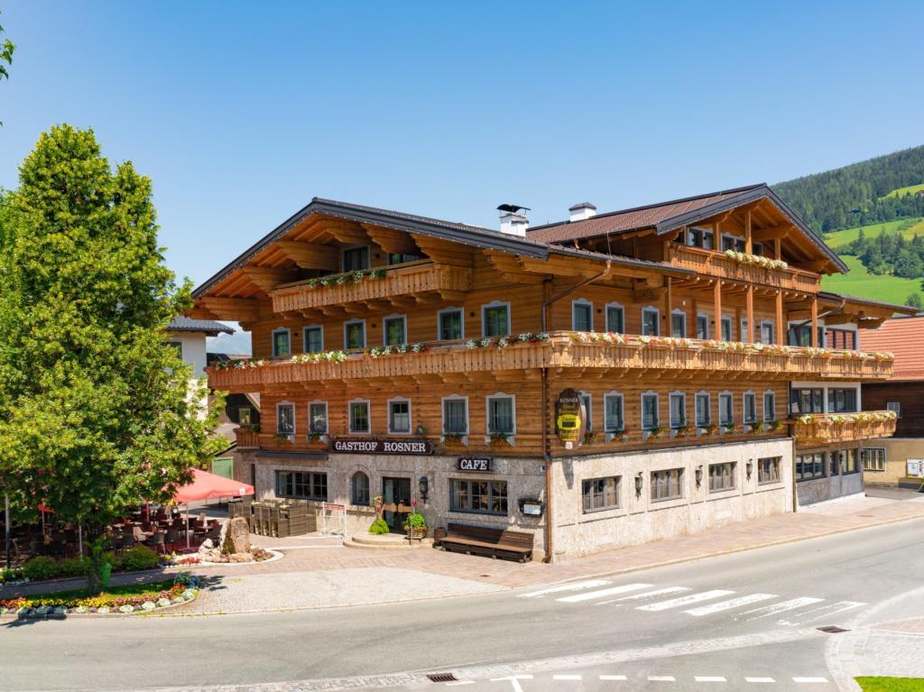 Hotel Rosner, city – Logis-Partner Stoneman Taurista MTB