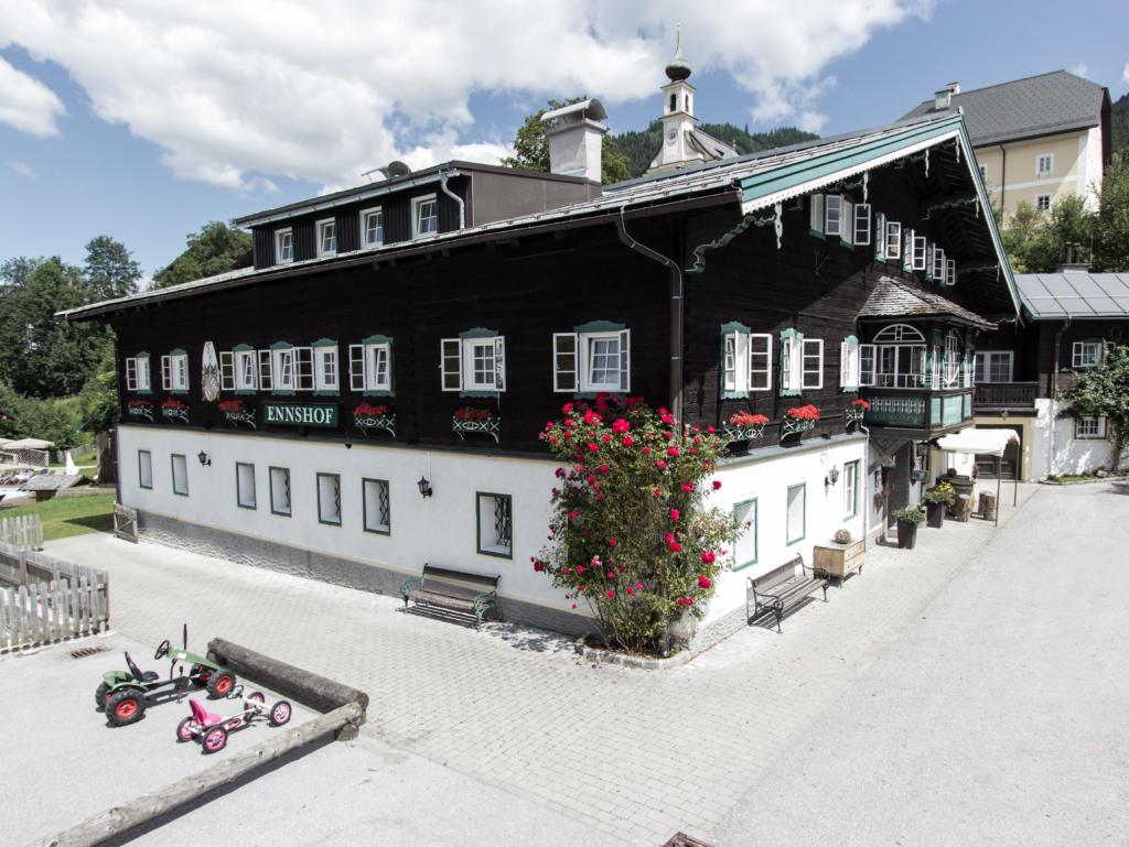 Familienresort Reslwirt – Ennshof, city – Logis-Partner Stoneman Taurista MTB