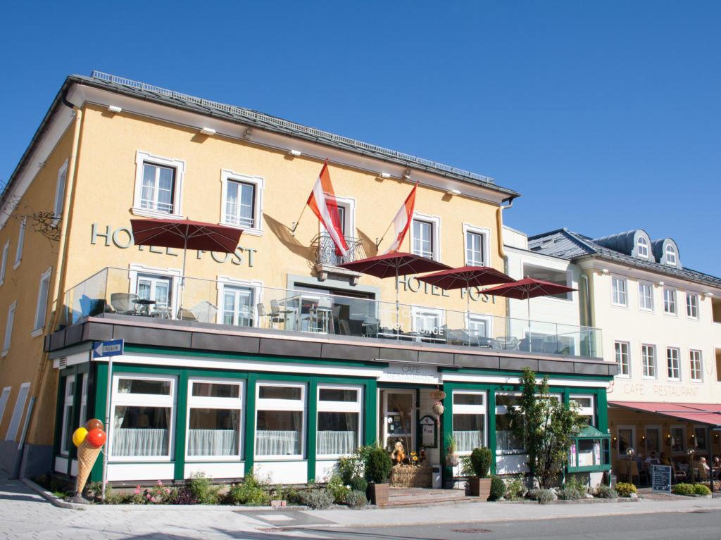 Hotel Post, city – Logis-Partner Stoneman Taurista MTB
