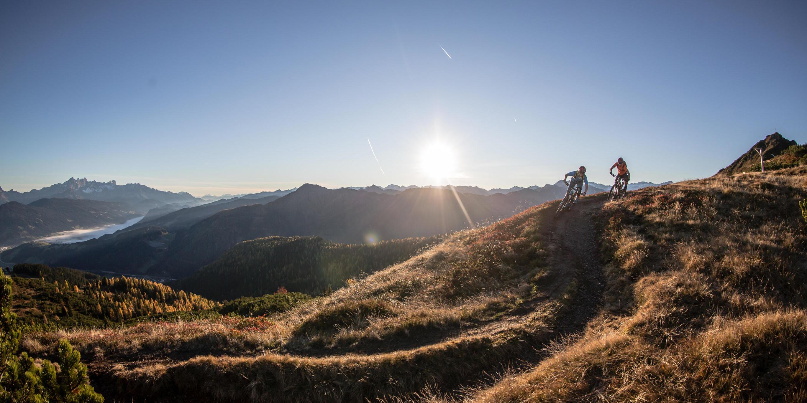 Stoneman Taurista Mountainbike (Salzburger Land, Österreich) - mit dem Mountainbike zwischen Grießenkar und Edelweißalm